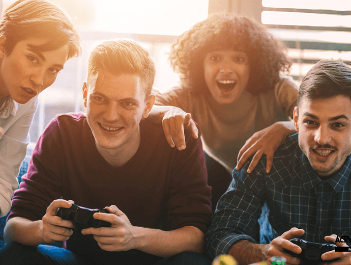 Growing Up Gaming: Meet the Millennial Gamers